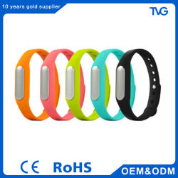 2015 phone calling smart bracelet, bluetooth bracelet with LED display, intelligent bracelet