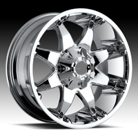 Wholesale OEM alloy wheel rim/car rim , sliver chrome rims with electroplate