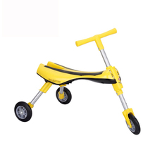 3 wheel sport foldable bug scooter