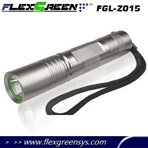 rechargeable 18650 battery mini torchlight