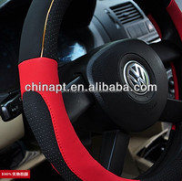 2013 driver favourite leather car steering wheel cover