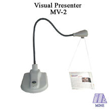 USB output portable document camera for education system