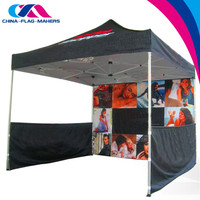 pop easy up 3x3 meter canopy aluminum fold gazebo tent manufacture