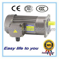 100w small reduction motor gear reducer induction motor synchronous gear motor