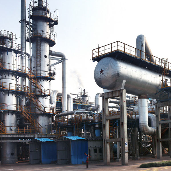 50Ton continuous crude oil refinery equipment