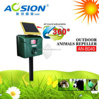 Aosion new smart Multifunctional high frequency ultrasound vehicle pest control for mouse