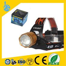 Free Sample Available Coal Mine Safety Lamp For Mining 5w rechargeable led headlight light
