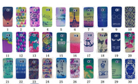 Colorful hard case skin cover for Samsung Galaxy S6, for Galaxy S6 Cellphone cover