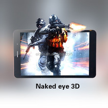 new 8 inch quad core naked eye 3D tablet pc with built-in 3G