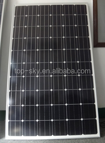High quality 260w solar modules for various of solar power systems
