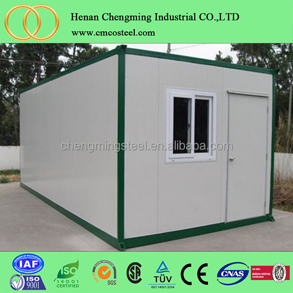 Flat Packed Smart Modern Container Homes