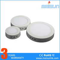 24w White Smd2835 Round Surface Mounted Led Panel Light