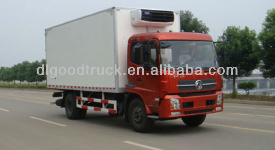 Dongfeng refrigerated trucks for sale