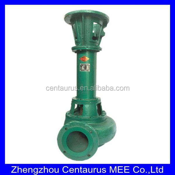 High quality vertical sump slurry pump with lowest price