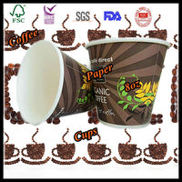 2013 New Arrival Paper Cups for Coffee/Water/Espresso