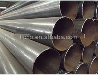 Hebei Lufengg offer GB/T8163-2008 seamless steel tube for fluid transport t12 material astm a213 alloy pipe