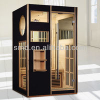 carbon fiber panel far infrared sauna cabinet
