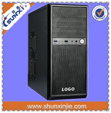 2015 Newest ATX Best Full Tower computer case with ABS shining Front Panel