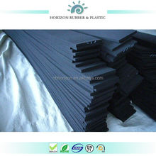 High Quality 2MM Thickness Fireproof neoprene foam rubber sheet sbr/cpdm/cr foam adhesive rubber sheet