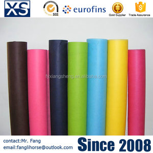 2cm - 170cm Width Fire Retardant Nonwoven Fabric Material For Sofa Set