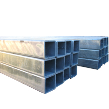 HOT DIP GALVANIZED SQUARE STEEL TUBE