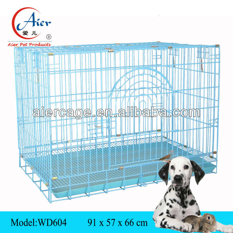 wire dog cage dog traveling kennel wholesale