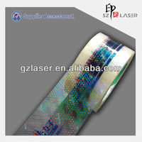 Popular hologram waste agriculture film ldpe film waste plastic