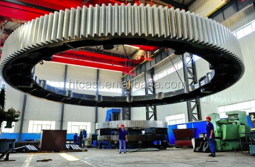 Cast Ball Mill Girth Gear