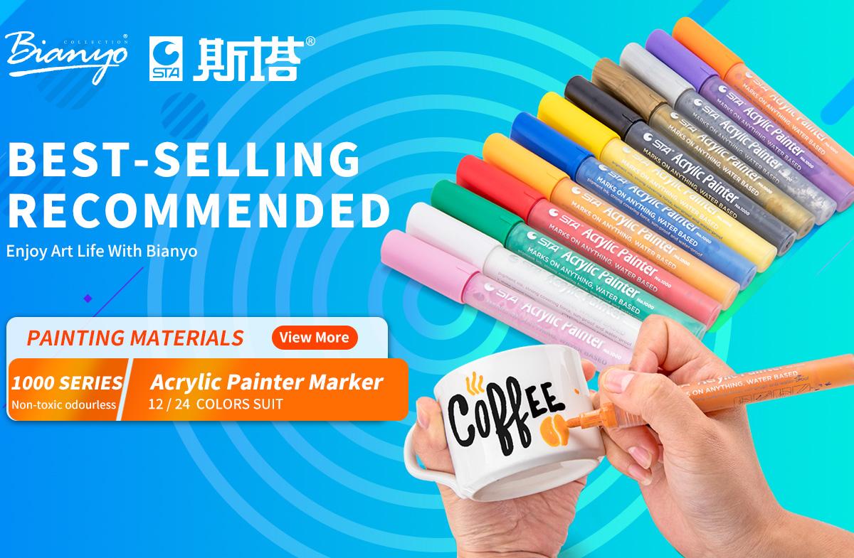 Yiwu Bianyo Painting Materials Co., Ltd. - Art material
