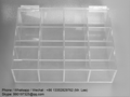 Clear food grade acrylic candy box