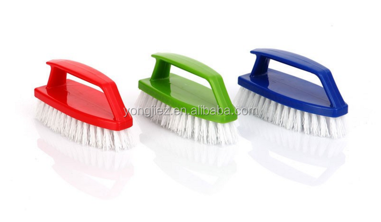 wholesale plastic clothes brush hand floor cleaning brush