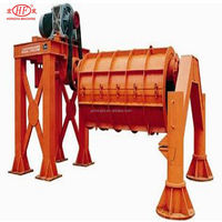 Concrete drain pipe machinery
