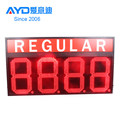 New Design 8inch LED Premium Price Sign for Gas Station