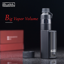 2018 trending products vape mods 2017 buddy Nano C Kit 55w mini box mod vaporizer