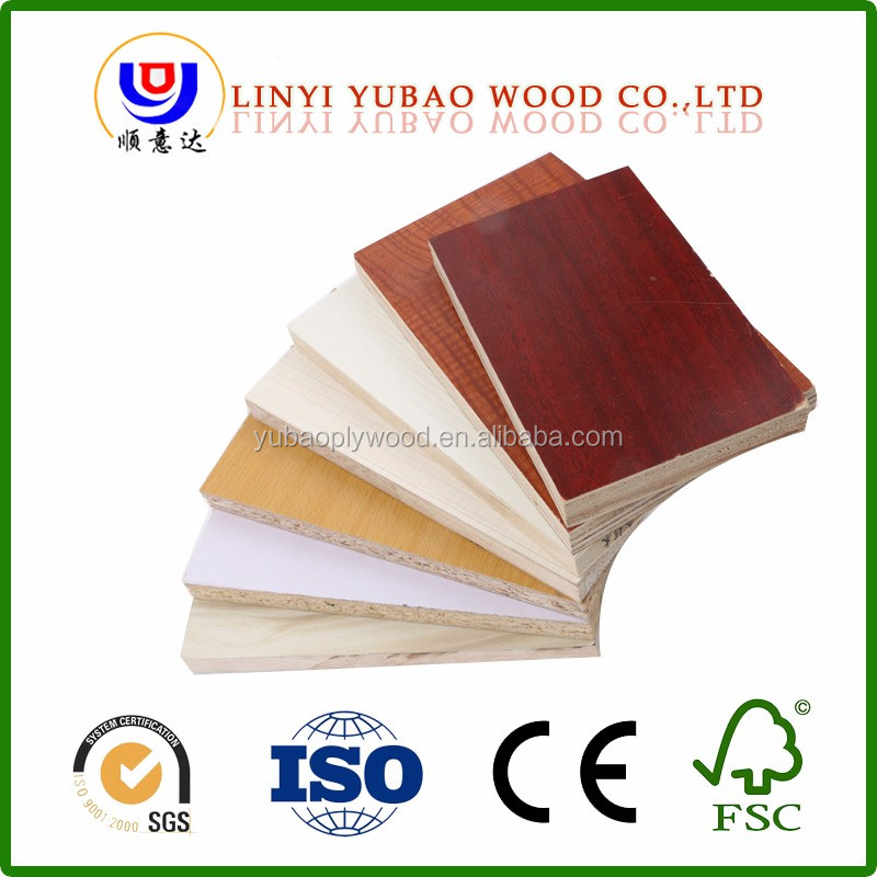 18mm 6mm 9mm all wood eucalyptus E1 multi ply wood whole core melamine laminated board plywood