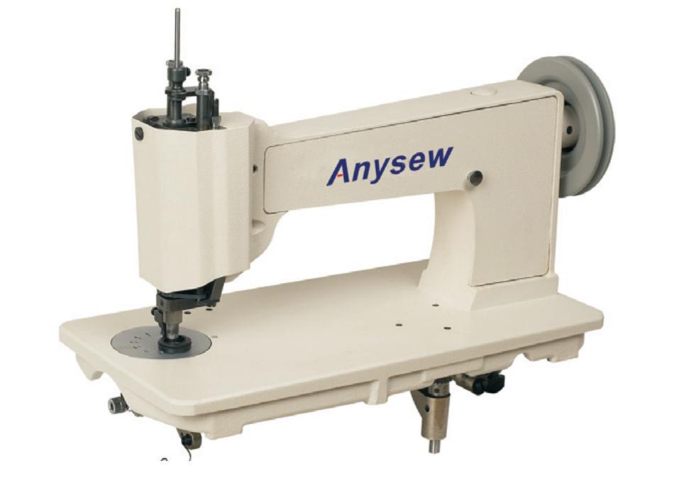 single needle chain stitch embroidery machine
