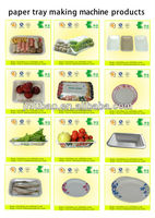 customized paper decorative plates