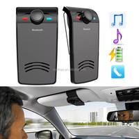 DIHAO 2015 mobile phone bluetooth car kit V3.0+EDR car speaker handsfree wireless
