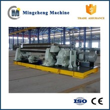 NC rolling machine W11S-60x3000 high accuracy QC12Y/K series construction machinery