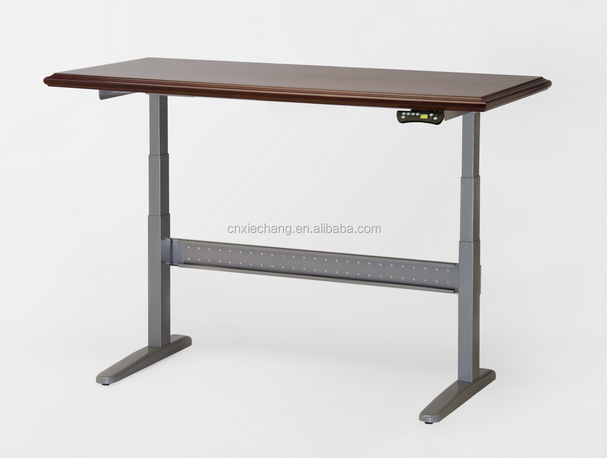 Metal Ergonomic Height Adjustable Pc DeskElectric