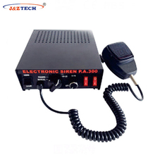 Automobiles 12V 80W-100W police electronic siren amplifier for ambulance emergency vehicle