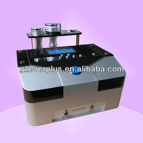 Home use cavitation ultrasonic machine & equipment to eliminate body fat
