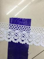 100Yards 55mm lovely cotton cluny lace trim for children and doll clothes craft sewing
