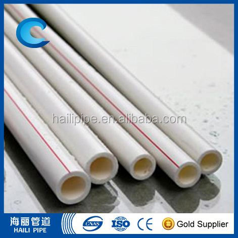 all size ppr pipe for cold and hot water supply