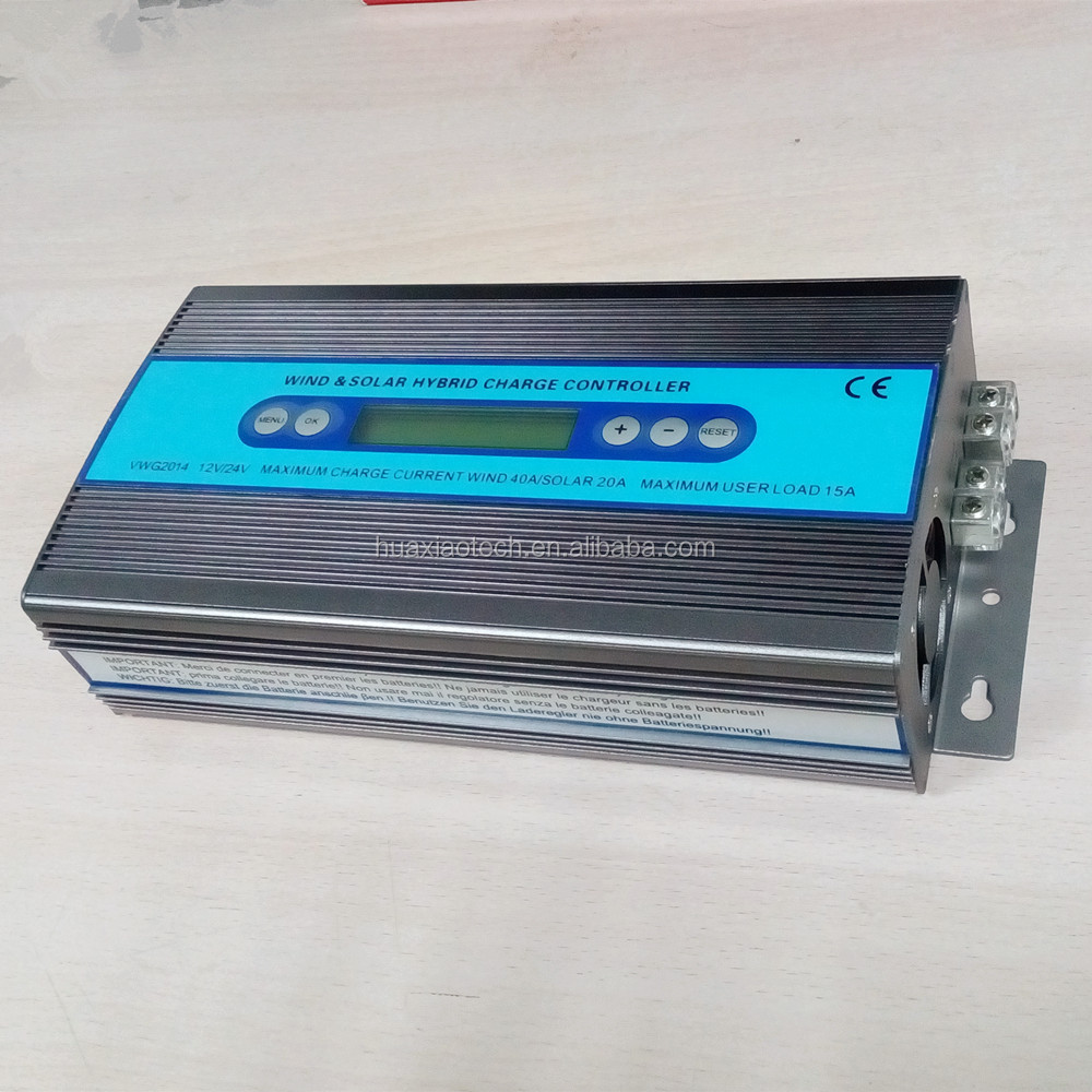 Wind solar charge controller 1500W wind system for home CE certificated