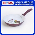 DIA.20cm Non stick Aluminum Ceramic Frying Pan Frying Wok