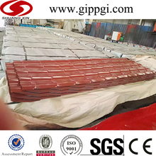 sinusoidal roofing sheet with cheapest price