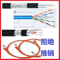 18. all kinds of weak electric wire for audio, video, network, monitoring, etc.made in China