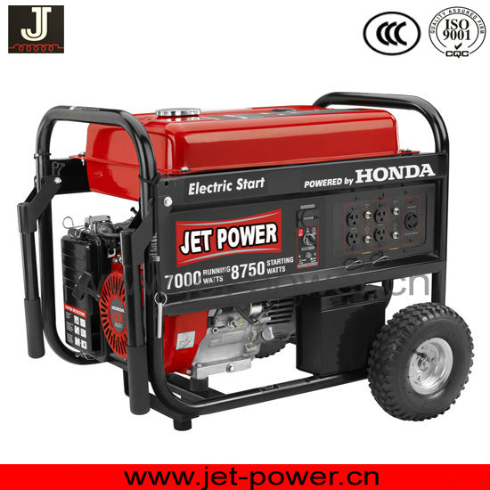 Gasoline Generator set brand new water-cooled portable generator