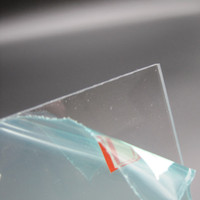 scratch resistance lexan plastic material solid 0.65mm/0.5mm polycarbonate sheet pc solid sheet